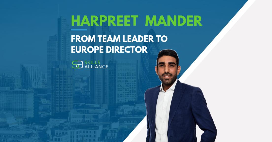 Harpreet Mander photo | Skills Alliance